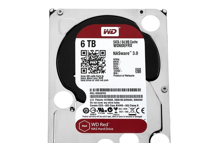 WD updates Red SATA drive line