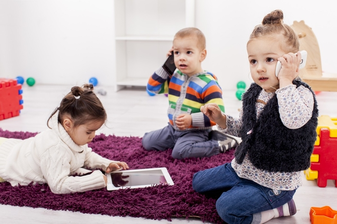 Six-year-olds understand technology better than adults says Ofcom