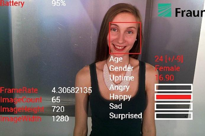 Fraunhofer Institute develops emotion detection for Google Glass
