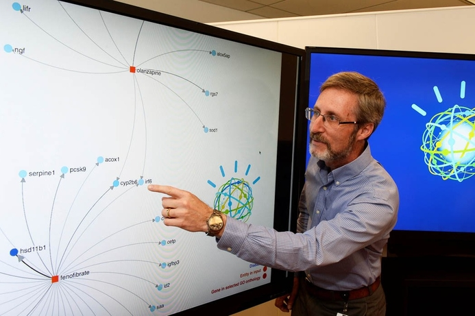 IBM Watson ushers in a new era of data-driven discoveries