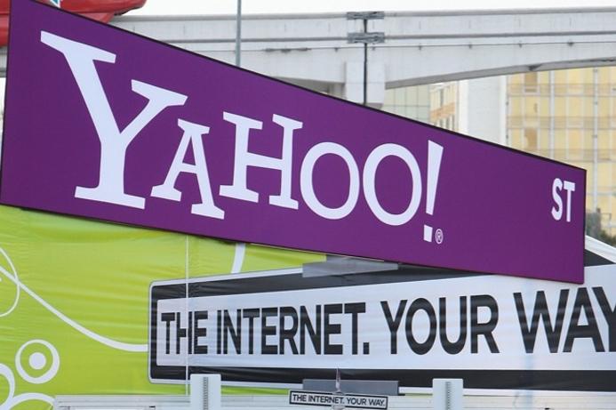 Microsoft Bing behind Yahoo! searches
