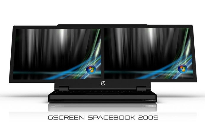 Dual-screen laptop to be released this year