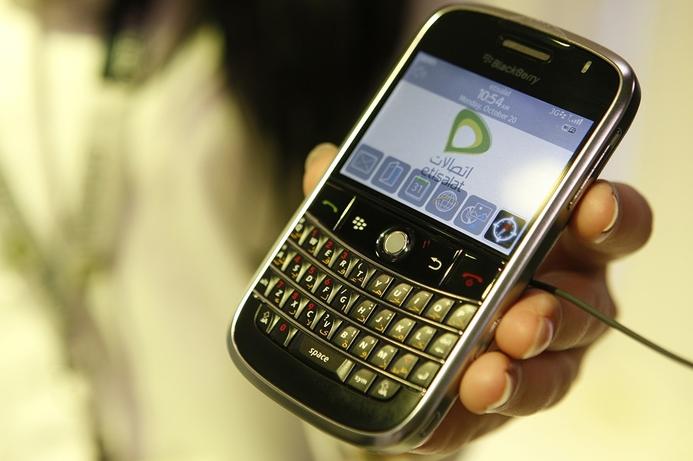 Etisalat upgrade 'kills' BlackBerrys in UAE