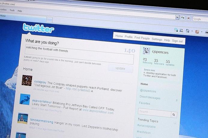 UAE leads region in Twitter growth