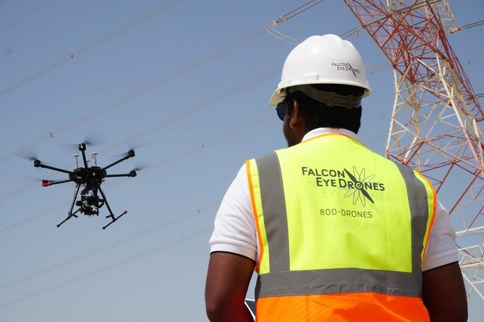 Falcon Eye drones hit flight milestone