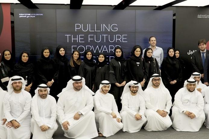 Dubai Future Accelerators gets 40 startups for fifth round