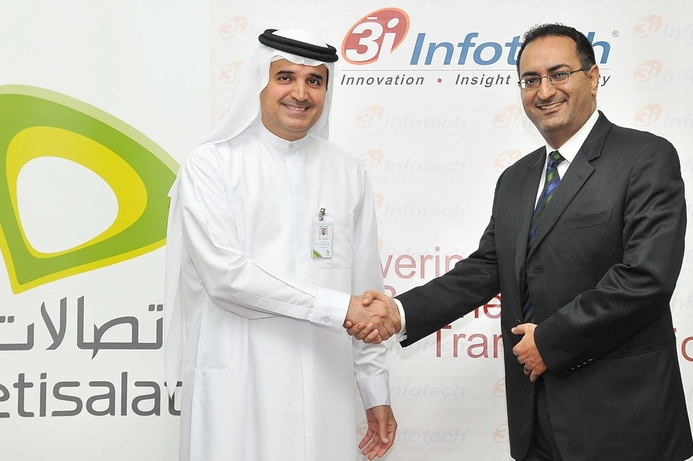 3i Infotech calls on Etisalat for IP connected network