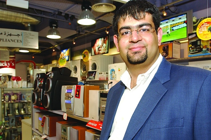 Jacky's takes to the web to boost sales