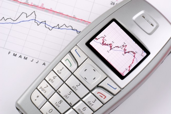 Mobile phone market to drop 13% in 2009 says IDC