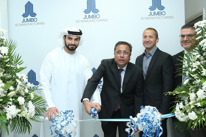Jumbo Group launches 3D printing centre