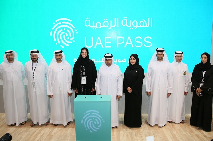 Smart Dubai unveils UAEPASS at GITEX
