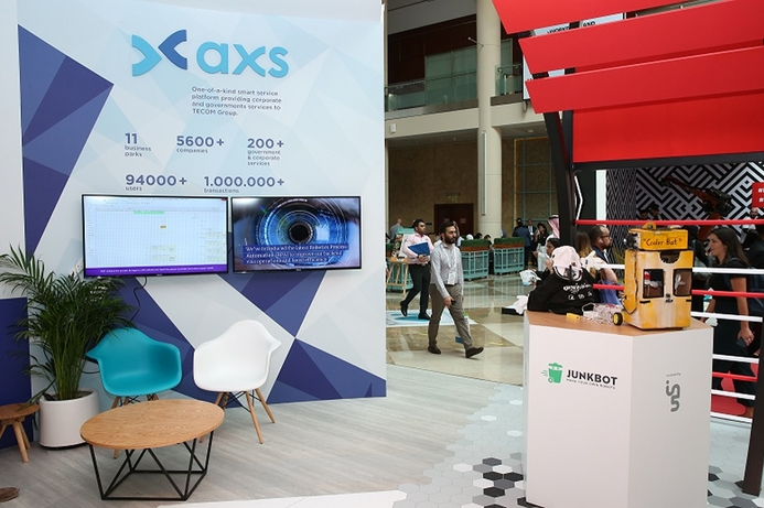 Robotic Process Automation showcased by axs