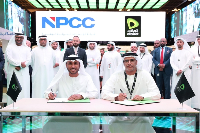 NPCC signs Etisalat to provide AI solutions