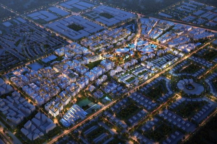 Arada plans smart city with Aljada mega-project