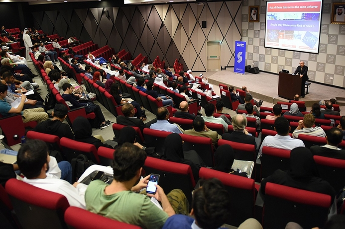 AUS hosts summit to discuss tech trends in smart cities