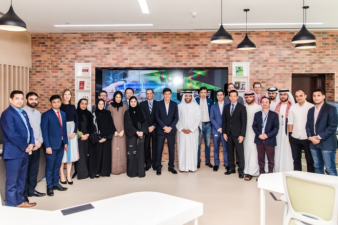 Etisalat Digital signs four companies for scale-up program