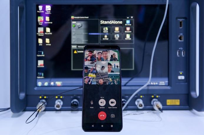 OPPO launches 5G prototype smartphone