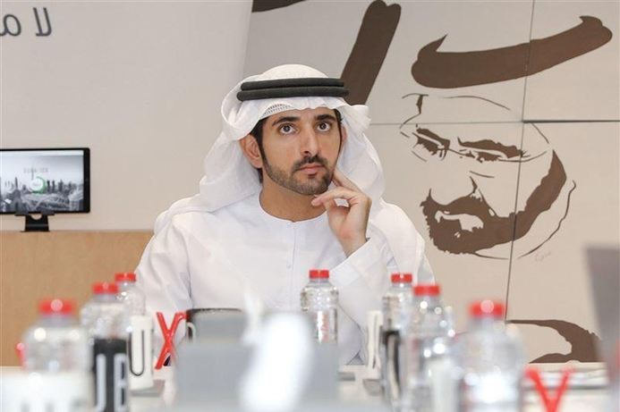 Sheikh Hamdan launches Emirates Centre for Fourth Industrial Revolution