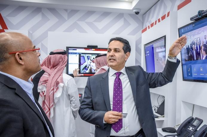 Avaya opens customer experience centre in Riyadh