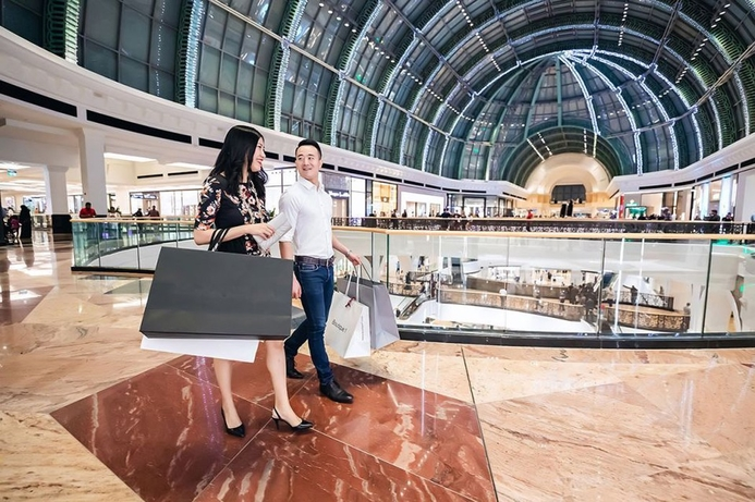 Mall of the Emirates shops to accept payment via China's WeChat