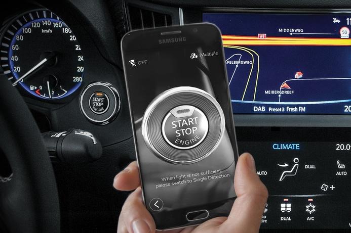 Infiniti replacing driver's manual with AR app