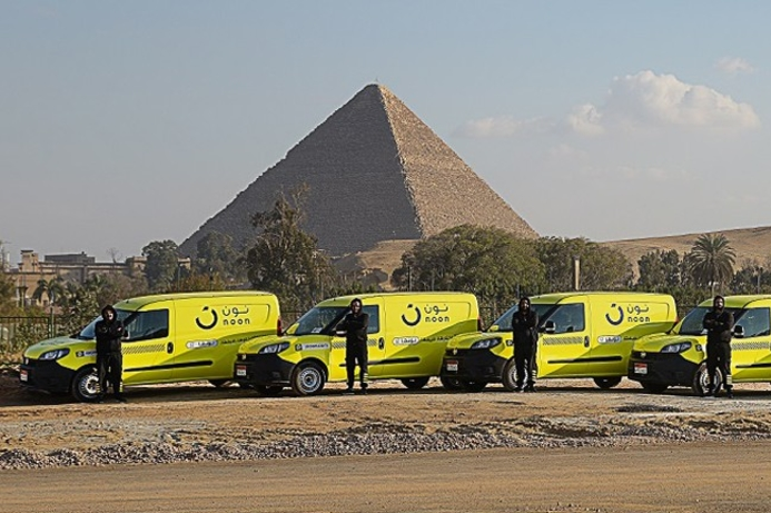 noon launching services in Egypt