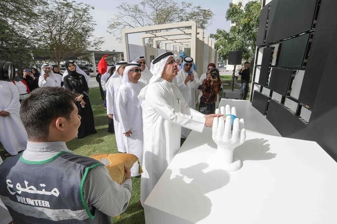 DEWA demos drones and AI for Innovation Week