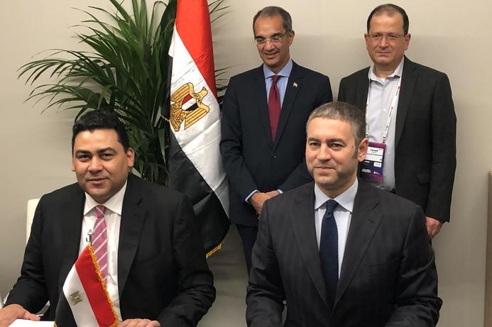 Microsoft and Telecom Egypt to enhance cloud network