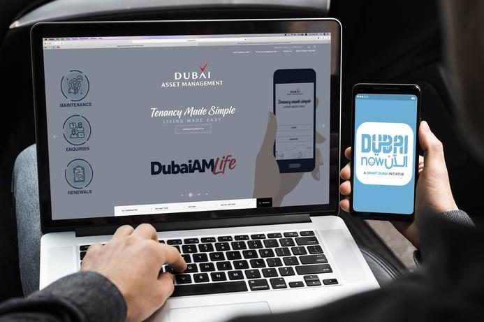 Dubai Asset Management tenants get paperless rental process