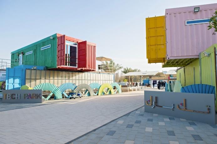 Masdar launches Tech Park startup hub
