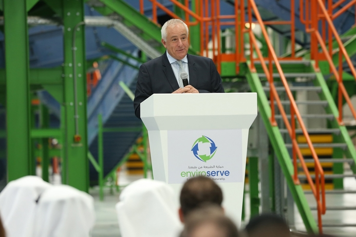 Enviroserve opens world's largest e-waste facility