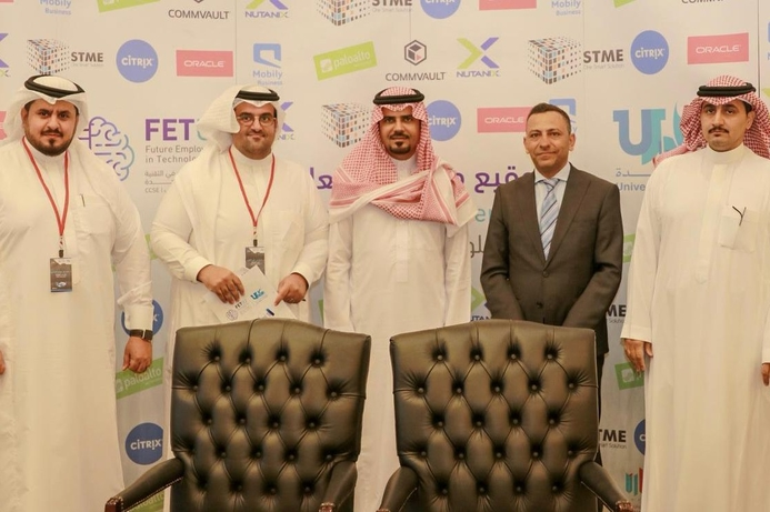 Commvault and Jeddah University sign collaboration agreement