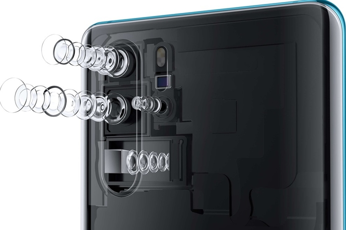 Huawei wants the P30 to revolutionize smartphone photography
