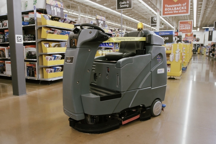 Walmart plans to add over 4,000 robot workers