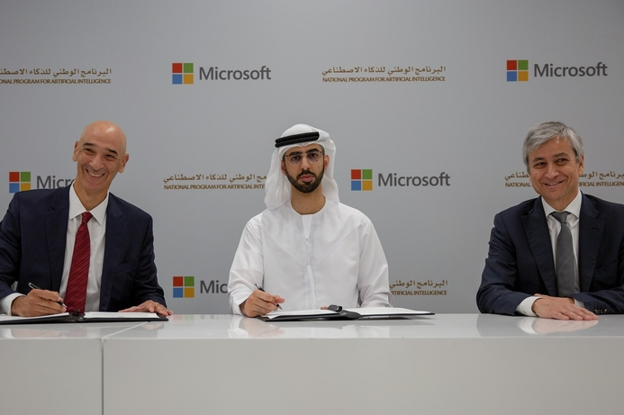 UAE Government adopts a dynamic model of AI governance and ethics