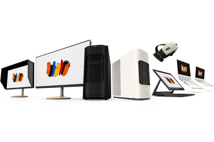 Acer announces ConceptD, designed for creators
