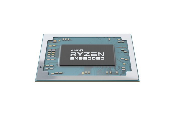AMD expands embedded product family with new Ryzen R1000