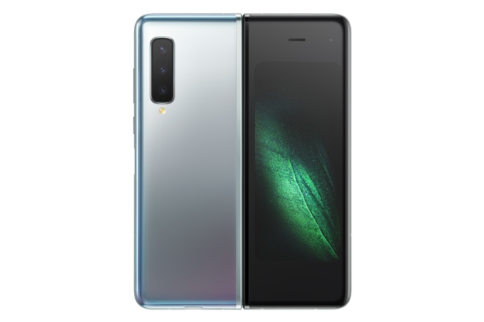 Broken review units throw a wrinkle on Samsung Galaxy Fold launch