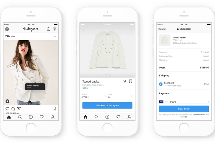 Instagram launches shopping tags in three MENA markets