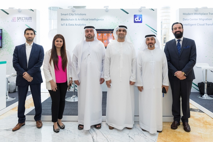 Du supports UAE's digital future at the 2019 Microsoft Innovation Summit