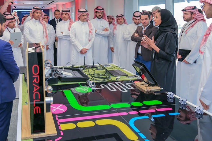 Oracle Supports Saudi Vision 2030 with New Innovation Hub