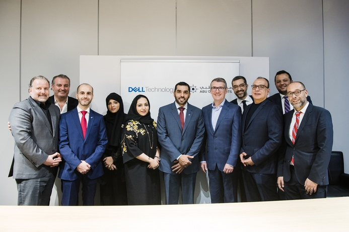 Abu Dhabi Ports sign with Dell to accelerate digital transformation