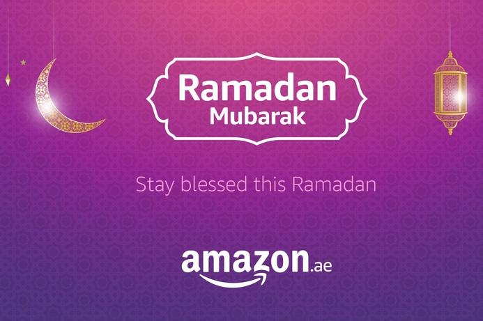 Amazon.ae holds sale during Ramadan