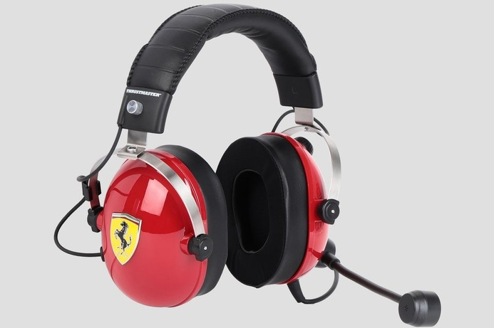 Thrustmaster launches new gaming peripherals with Ferrari