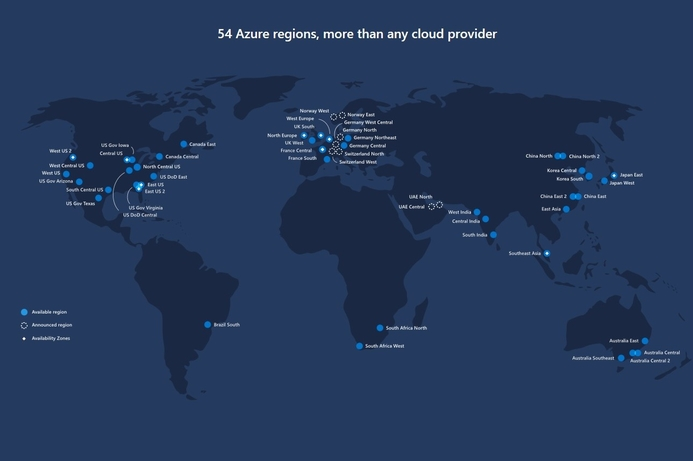 Microsoft delivers new advancements in Azure from cloud to edge
