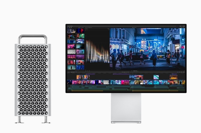 Apple unveils the new Mac Pro and Pro Display XDR