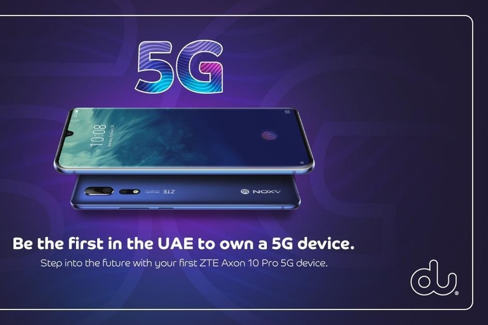 du to launch 5G mobile devices