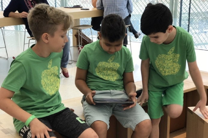 Apple launches Kids Summer Camp in the UAE