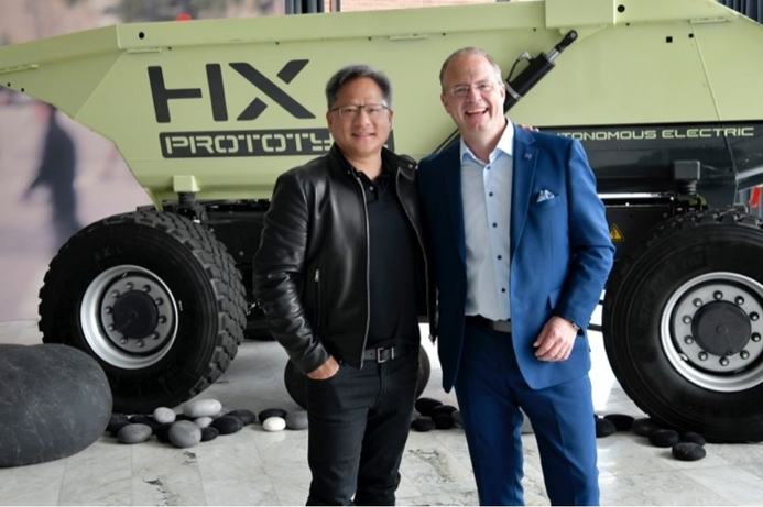 Volvo partners with NVIDIA to power self-driving vehicles