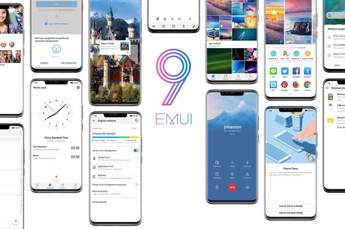 Huawei brings EMUI 9 update for its older models in the UAE